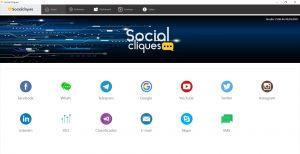 softwares social cliques